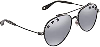 Givenchy GV7057/STARS 807 Black GV7057/STARS Pilot Sunglasses Lens Category 3 L