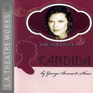 Candida audiobook cover art