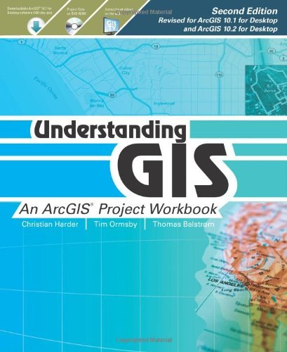 Understanding Gis An Arcgis Project Workbook By Harder Christian Ormsby Tim Balstrom Thomas 2011 07 01 Paperback
