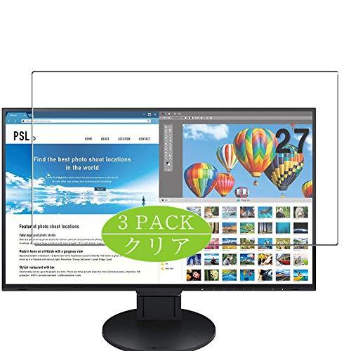 Vaxson 3 Stuck Schutzfolie kompatibel mit EIZO FlexScan 27 EV2785 BK Monitor Displayschutzfolie Bildschirmschutz Blasenfreies nicht Panzerglas
