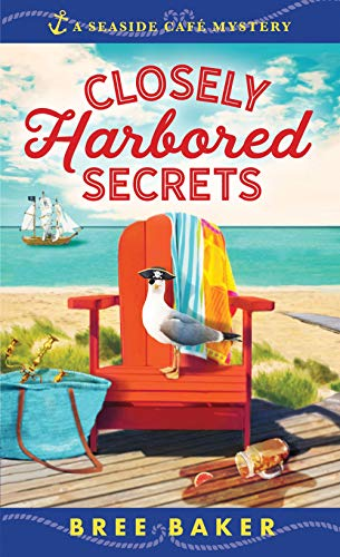 Closely Harbored Secrets (Seaside Café Mysteries, 5)