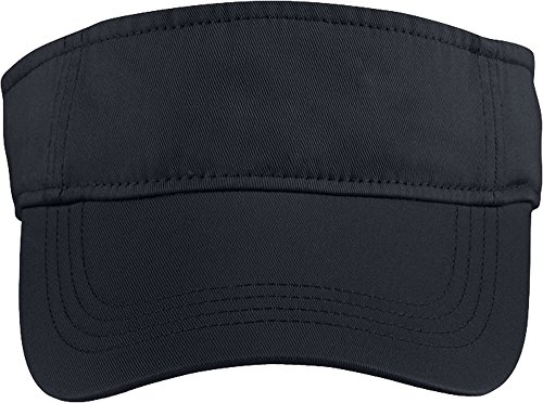 Anvil Amboss Unisex Low Profile Twill Visor/Multifunktionstuch Gr. One size, rot