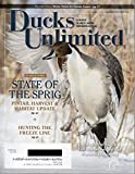 Ducks Unlimited: Leader in Wetlands Conservation (magazine), vol. 85, no. 1 (January/February 2021)