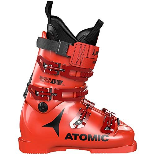 ATOMIC REDSTER Team Issue 130, Botas de esquí Unisex Adulto, Red/Black, 39...