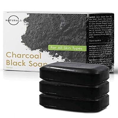 Jabón Carbón Activo Natural