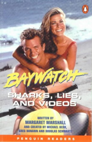 *BAYWATCH-SHARKS LIES VIDEOS       PGRN2 (Penguin Readers (Graded Readers))