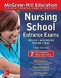 McGraw Hill Ed Nursing School Entrance (Mcgraw-Hill's Nursing School Entrance Exams)