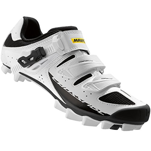 Mavic Crossride SL Elite - Zapatillas - blanco Talla 42 2016