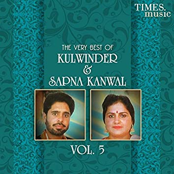 The Very Best of Kulwinder and Sapna Kanwal, Vol. 5