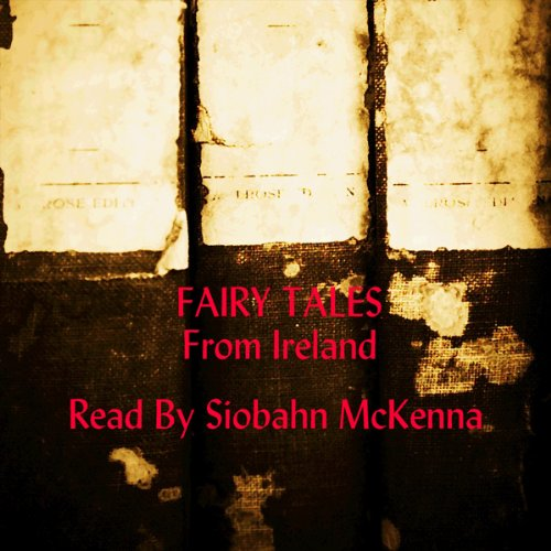 Fairy Tales from Ireland audiobook cover art