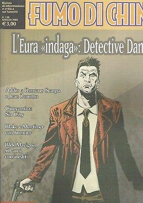 Fumo di China n.130 Detective Dante Sin City Zanotto Romano Scarpa FU03