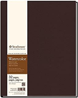 Strathmore 400 Series Hardbound Watercolor Art Journal, 11