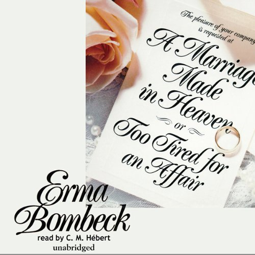 A Marriage Made in Heaven audiobook cover art