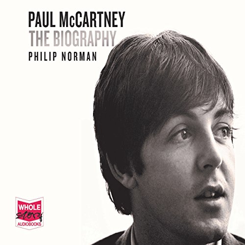 Paul McCartney: The Biography audiobook cover art