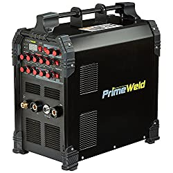 in budget affordable PRIMEWELD TIG225X 225 CK17Flex IGB TAC DC TIG with pulse torch and cable 3 years …
