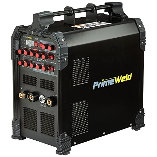 Product Image of the PRIMEWELD TIG225X 225 Amp IGBT AC DC Tig/Stick Welder with Pulse CK17 Flex Torch and Cable 3 Year Warranty