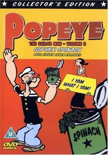Popeye - Volume 3 - Gopher Spinach