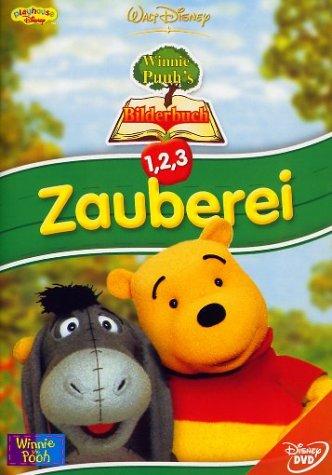 Winnie Puuh's Bilderbuch - 1,2,3, Zauberei