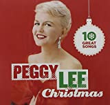 Songtexte von Peggy Lee - 10 Great Christmas Songs