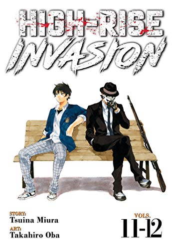 High-Rise Invasion Vol 11-12 (High-Rise Invasion Omnibus)