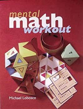Paperback The Mental Math Workout Book