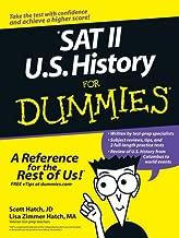 SAT II U.S. History For Dummies