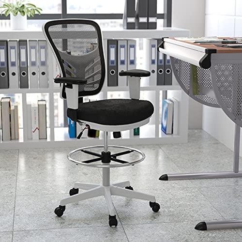 Flash Furniture Ergonomic Drafting Chair