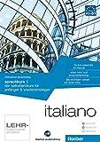 interaktive sprachreise sprachkurs 1 italiano: der selbstlernkurs für anfänger & wiedereinsteiger / Paket: 1 DVD-ROM + 1 Audio-CD + 1 Textbuch