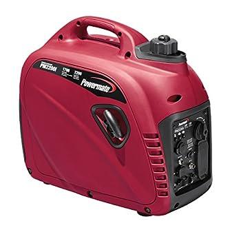 Powermate 10000001790 2200-Watt Ultra Quiet Inverter Generator PM2200i Powered by Generac