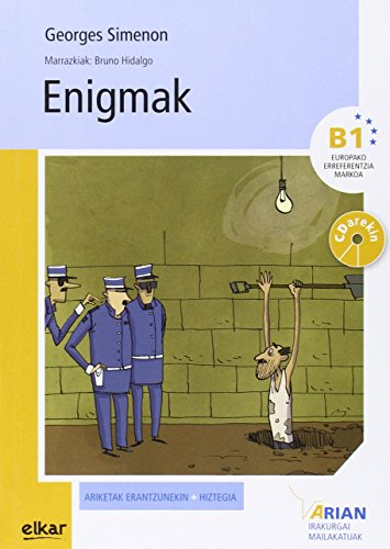 Enigmak (+CD audioa): Arian B1. Irakurgaiak: 12 (Arian irakurgaiak)