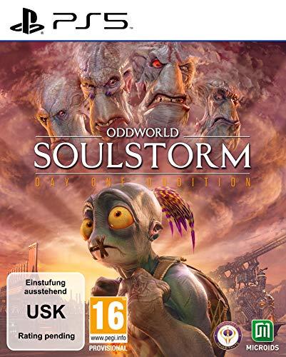 Oddworld: Soulstorm (Day One Oddition) - [Playstation 5]