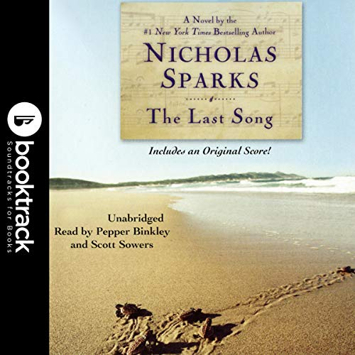 The Last Song: Booktrack Edition cover art
