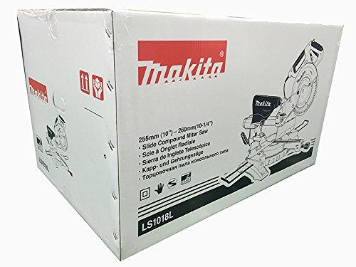 Makita Kapp und Gehrungssäge, LS1018L - 6