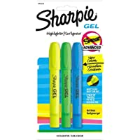 3-Pack Sharpie Accent Gel Highlighter