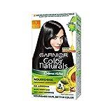 Garnier Color Naturals Hair Color - Shade Natural Black 1, 70ml