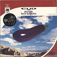 Purple Love Balloon - Clear Vinyl + Mobile