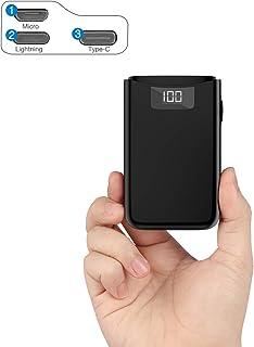 POSUGEAR Powerbank 10000mAh, Bateria Externa para Movil con