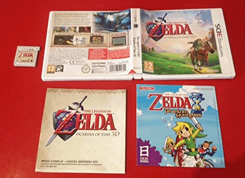 Nintendo  The Legend of Zelda: Ocarina of Time 3D [Edizione: Francia]