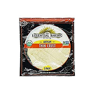 The Essential Baking Company Artisan Thin-Crust, No Preservatives, Five Ingredients,, 12Count (0)