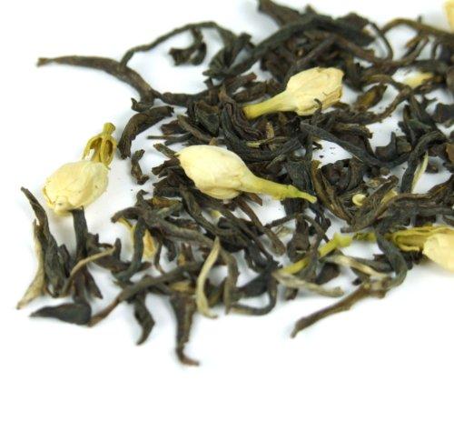 cinese naturale sciolto foglia di tè verde gelsomino