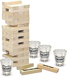 ICUP iPartyHard - Drunken Tower: The Grab A Piece Adult Drinking Game