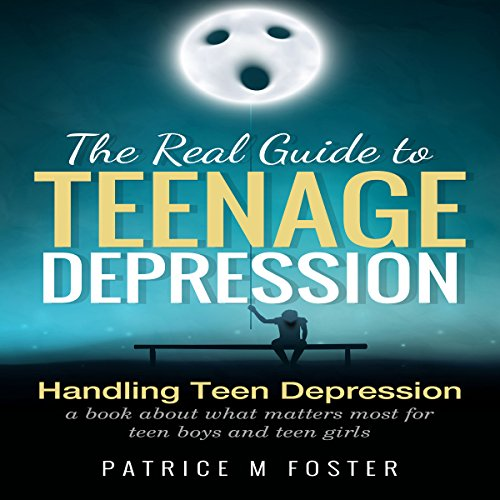 The Real Guide to Teenage Depression cover art