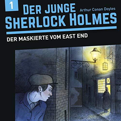 Der Maskierte vom East End cover art