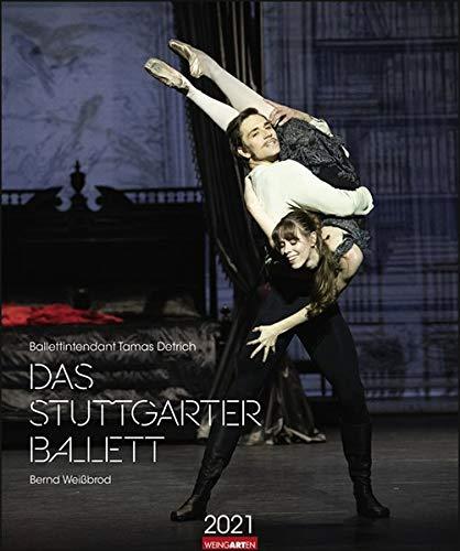 Stuttgarter Ballett Kalender 2021
