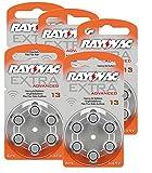 RAYOVAC Hörgeräte-Batterien 13 Extra Advanced...