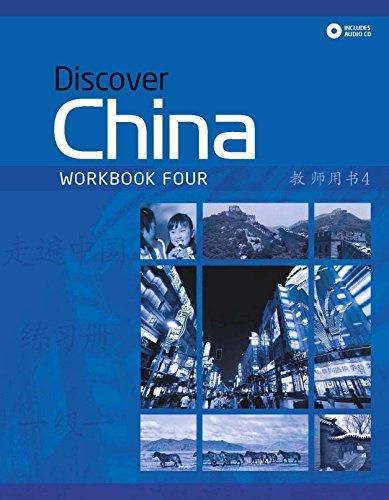 Discover China. Workbook 4. Per le Scuole superiori. Con e-book. Con espansione online