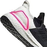 adidas Ultraboost 19 W, Zapatillas de Running Mujer, Negro (Core Black/Core Black/FTWR White Core Black/Core Black/FTWR White), 38 EU