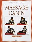Le massage canin