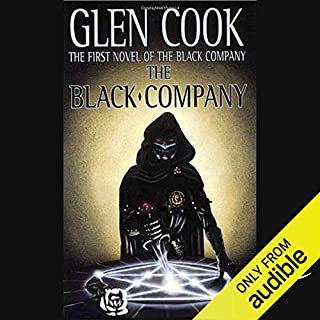 The Black Company audiobook cover art