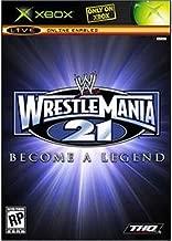 WWE Wrestlemania XXI Become a Legend - Xbox